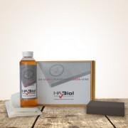 HABiol Holzpflegeöl Pflegeset für Arbeitsplatten, Tische, Möbel uvm.