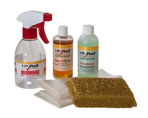 HARell linoleum care kit