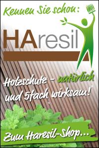 Haresil-Holzschutz
